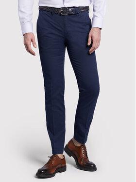 Vistula Vistula Pantaloni chino Alain XA1220 Bleumarin Slim Fit