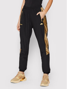 Ellesse Ellesse Teplákové kalhoty Panettone SGH10632 Černá Regular Fit