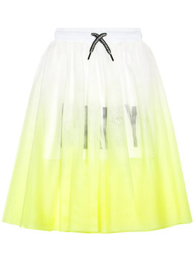DKNY DKNY Suknja D33569 S Žuta Regular Fit