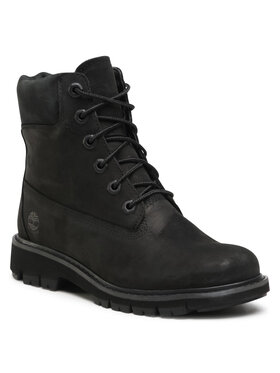 Timberland Timberland Ορειβατικά παπούτσια Lucia Way 6 In Waterproof Boot TB0A1SC4001 Μαύρο