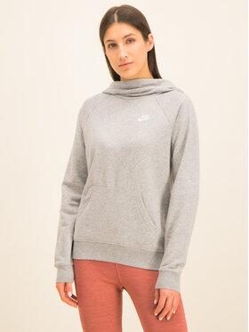 Nike Nike Sweatshirt Essential BV4116 Grau Regular Fit