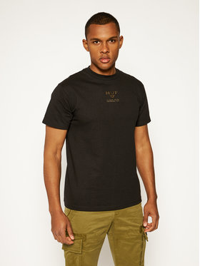 HUF HUF T-shirt Hufex TS01022 Nero Regular Fit