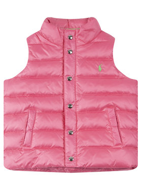 Polo Ralph Lauren Polo Ralph Lauren Γιλέκο Spring I 311784339 Ροζ Regular Fit