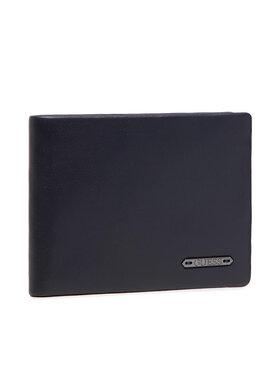 Guess Guess Veľká pánska peňaženka SM2661 LEA20 Tmavomodrá