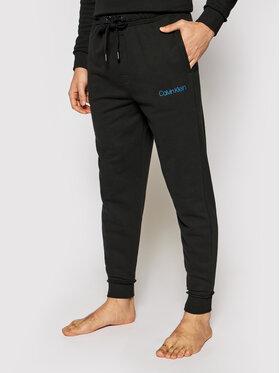 Calvin Klein Underwear Calvin Klein Underwear Teplákové kalhoty 000NM2167E Černá Regular Fit