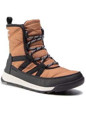 Sorel Sorel Čizme za snijeg Whitney II Short Lace NL3822 Smeđa