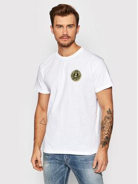 Unfair Athletics Unfair Athletics T-Shirt UNFR21-116 Biały Regular Fit