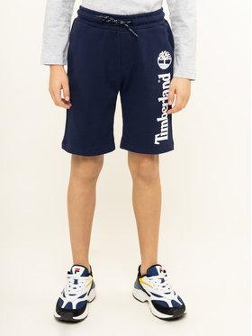 Timberland Timberland Kratke hlače T24P04 Tamnoplava Regular Fit