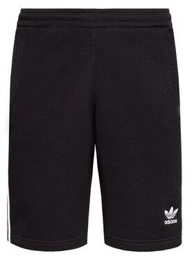 adidas adidas Спортни шорти 3-Stripe DH5798 Черен Regular Fit