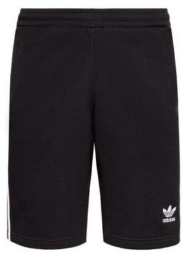 adidas adidas Sportshorts 3-Stripe DH5798 Schwarz Regular Fit