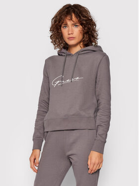 Guess Guess Sweatshirt O1BA09 KAOR1 Violet Regular Fit