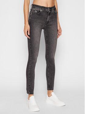 Calvin Klein Jeans Calvin Klein Jeans Skinny Fit džíny Ckj 010 J20J214105 Šedá Skinny Fit