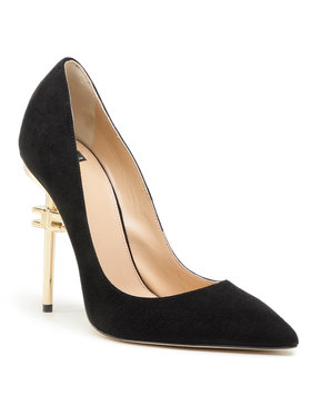 Elisabetta Franchi Elisabetta Franchi Pantofi cu toc subțire SA-90B-11E2-V460 Negru
