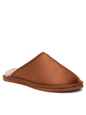 Jack&Jones Jack&Jones Pantofole Jfwdudely Microfiber 12170311 Marrone