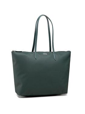 Lacoste Lacoste Дамска чанта NF1888PO Зелен