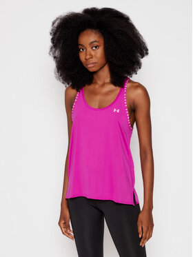 Under Armour Under Armour Top Ua Knockout 1351596 Rose Loose Fit