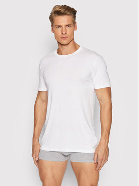Henderson Henderson T-Shirt Grade 34324 Biały Regular Fit