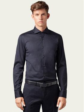 Boss Boss Chemise Jason 50260064 Bleu marine Slim Fit