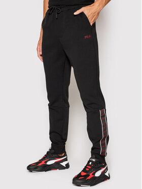Fila Fila Teplákové kalhoty Omer 683479 Černá Regular Fit