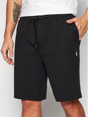 Polo Ralph Lauren Polo Ralph Lauren Pantaloni scurți sport Sho 710691243001 Negru Regular Fit