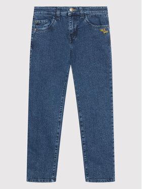 United Colors Of Benetton United Colors Of Benetton Jeans 4DMT57PM0 Dunkelblau Slim Fit