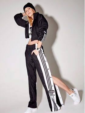 adidas adidas Pantaloni da tuta adicolor Classics adibreak GN2807 Nero Regular Fit