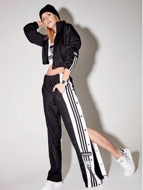adidas adidas Pantaloni trening Adibreak GN2807 Negru Regular Fit