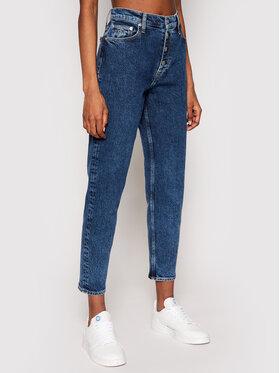 Calvin Klein Jeans Calvin Klein Jeans Farmer J20J213329 Sötétkék Mom Fit