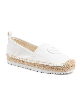 MICHAEL Michael Kors MICHAEL Michael Kors Еспадрили Lenny Espadrille 40S1LNFP2D Бял