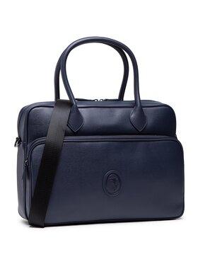 Trussardi Trussardi Nešiojamo kompiuterio krepšys Pre Urban Briefcase 71B00252 Tamsiai mėlyna