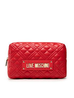LOVE MOSCHINO LOVE MOSCHINO Kosmetyczka JC5302PP0DLA0500 Czerwony