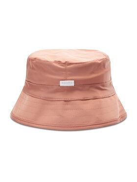 Rains Rains Текстилна шапка Bucket Hat 2001 Розов