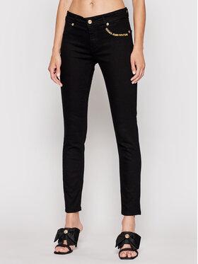 Versace Jeans Couture Versace Jeans Couture Blugi Jegging 71HAB5J3 Negru Skinny Fit