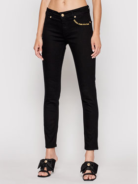 Versace Jeans Couture Versace Jeans Couture Jean Jegging 71HAB5J3 Noir Skinny Fit