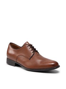 Geox Geox Κλειστά παπούτσια U Iacopo C U029GC 00043 C6001 Καφέ