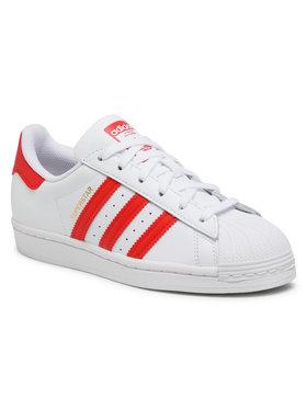 adidas adidas Обувки Superstar H68094 Бял