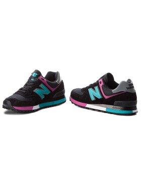 New Balance Sneakersy OM576BTP Čierna
