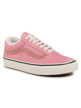 Vans Vans Tenisówki Old Skool Mte VN0A348F2TJ1 Różowy