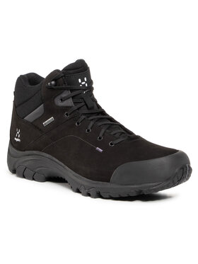Haglöfs Haglöfs Chaussures de trekking Ridge Mid Gt Men 497800 Noir
