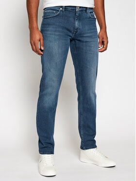 Marc O'Polo Marc O'Polo Slim Fit Jeans M21 9082 12132 Dunkelblau Slim Fit