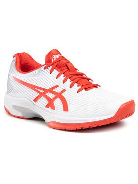 Asics Asics Παπούτσια Solution Speed Ff 1042A002 Λευκό