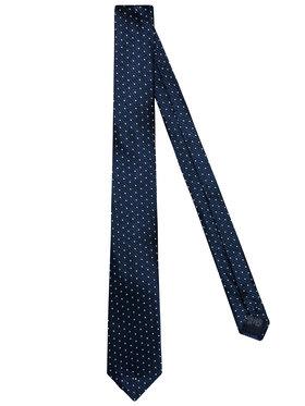 Tommy Hilfiger Tailored Tommy Hilfiger Tailored komplektas kaklaraištis ir kostiumo nosinaitė TT0TT08578 Tamsiai mėlyna