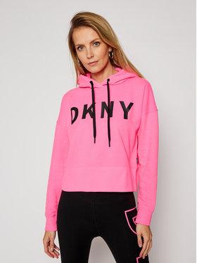DKNY Sport DKNY Sport Sweatshirt DP0T7970 Rosa Regular Fit