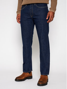 Levi's® Levi's® Jeansy Straight Fit 514™ 00514-1276 Granatowy Straight Fit