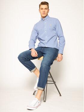 Polo Ralph Lauren Polo Ralph Lauren Ing Classics 710784282 Kék Custom Fit