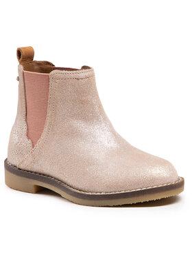 Pepe Jeans Pepe Jeans Kotníková obuv Roy Chelsea Girls PGS50114 Růžová