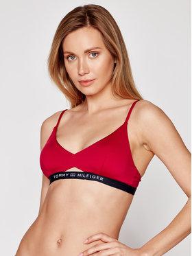 Tommy Hilfiger Tommy Hilfiger Bikini pezzo sopra UW0UW02706 Rosso