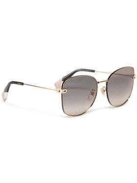 Furla Furla Okulary przeciwsłoneczne Sunglasses SFU457 WD00012-MT0000-O6000-4-401-20-CN-D Czarny