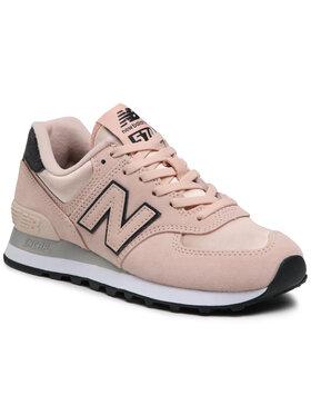 New Balance New Balance Sneakersy WL574FL2 Różowy