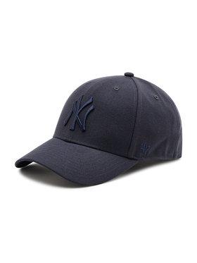 47 Brand 47 Brand Czapka z daszkiem New York Yankees B-MVPSP17WBP-NYA Granatowy